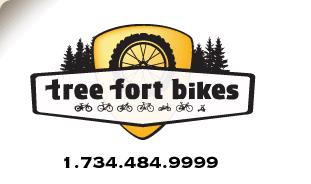 Tree Fort Bikes Logo