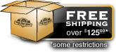 Free Shipping for most Online Bicycle Parts and Accessories over $125